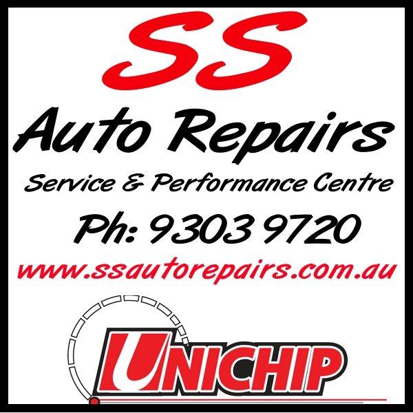 SS Auto Repairs.