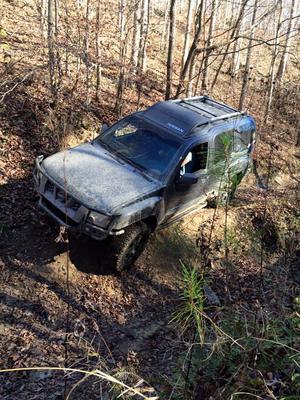 Wheeling in Skade, Kentucky