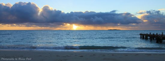 Sunset at Jurien Bay.
