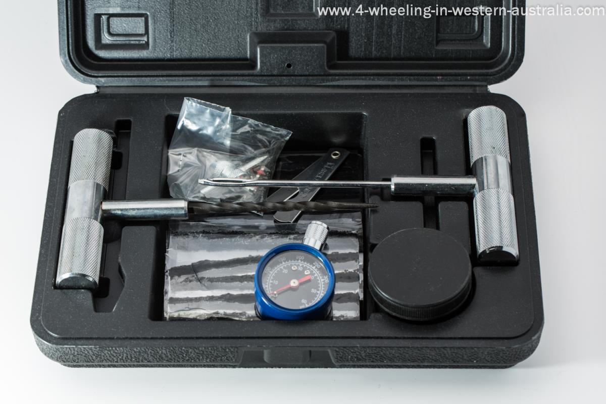Tire Repair Kit.