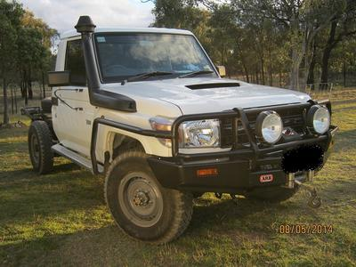Toyota Landcruiser 79 Series Workmate