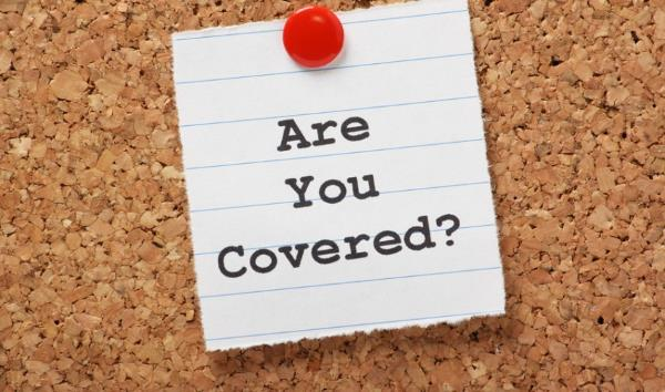 What are you not covered for – Issue 1