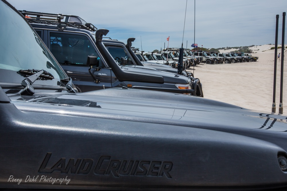 70 Series Land Cruisers.