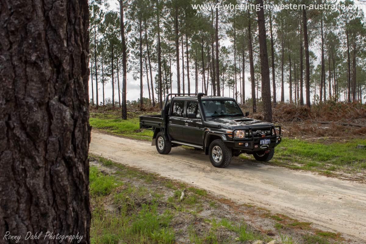 79 series landcruiser v8 turbo diesel dual cab ute review toyota 79 series landcruiser v8 turbo diesel dual cab ute sciox Images