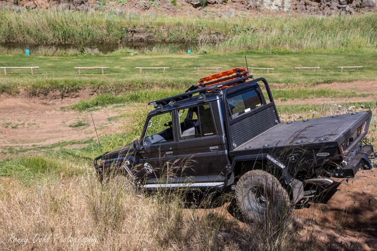 79 Series Toyota Landcruiser Modified.