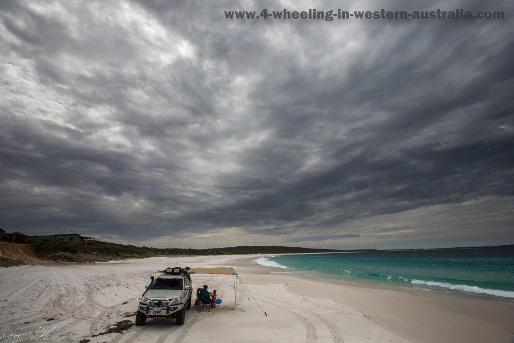 Back Beach. Western Australia.
