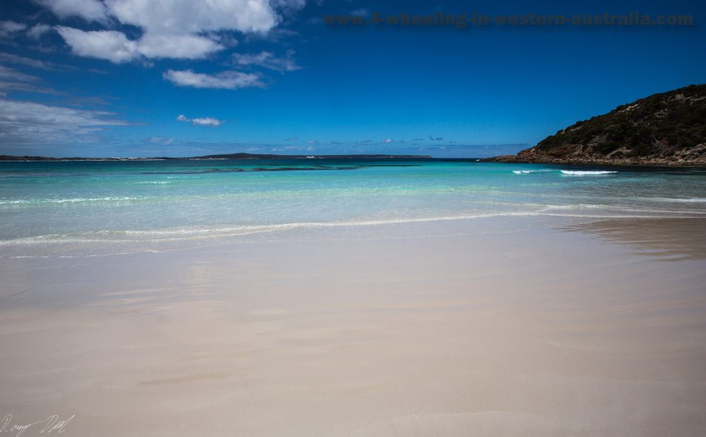 Beautiful South Dillon Beach, Western Australia.