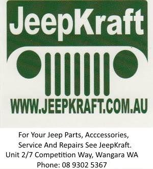 JeepKraft Logo.