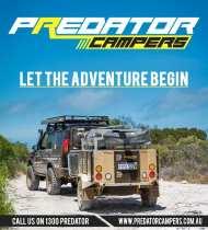 Predator Campers Logo.