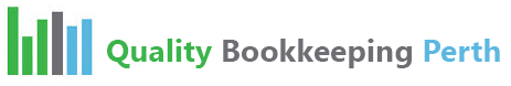 Quality Bookkeeping Perth logo.