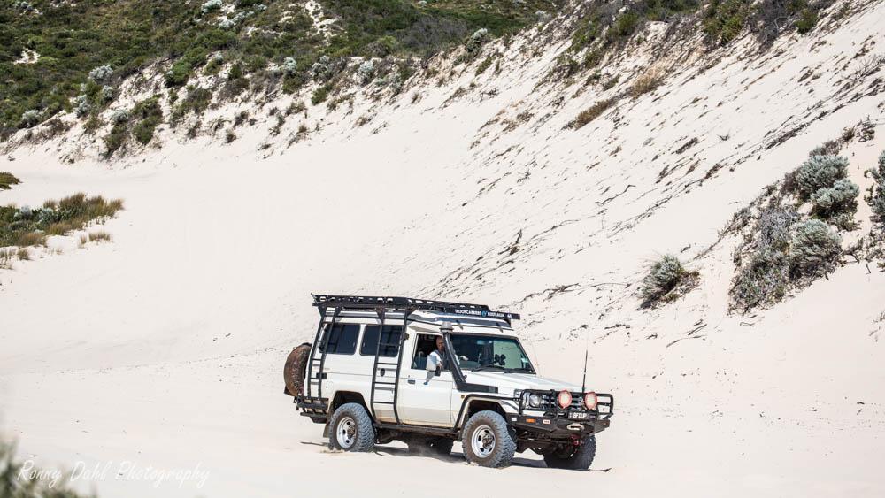 Toyota LandCruiser Troopy.