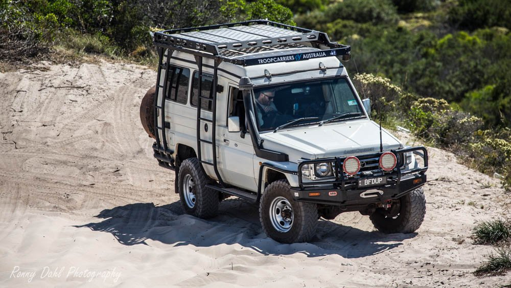 LandCruiser Troopy