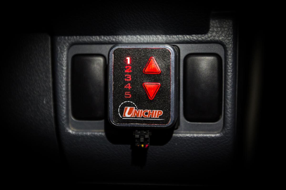 Chipped 79 series V8 LandCruiser
