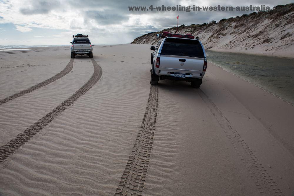 Yeagarup Beach, Western Australia