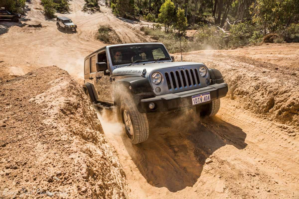 4x4 at The Power Line Track WA  _J9A0351