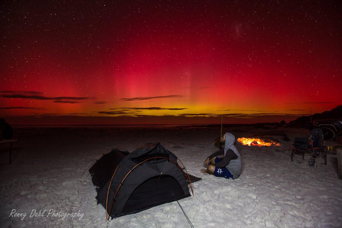 Australian Auroras.