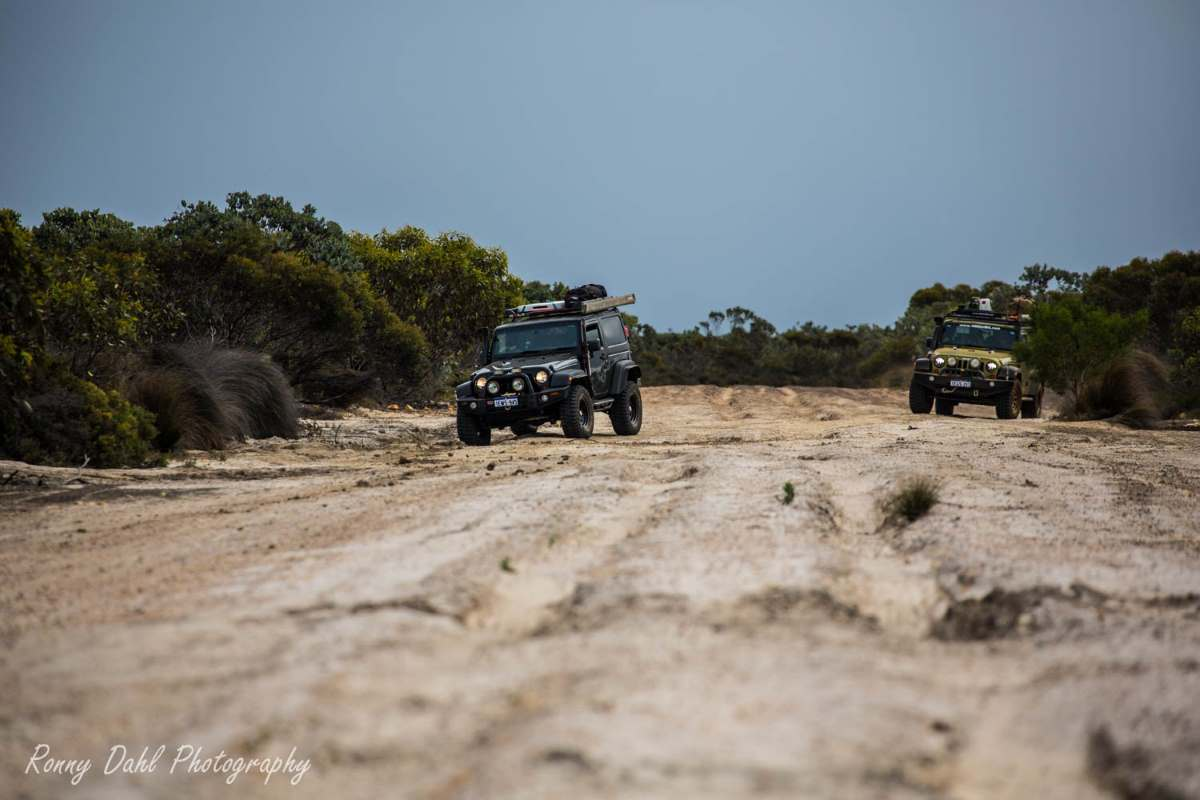 Jeep JK Wrangler.
