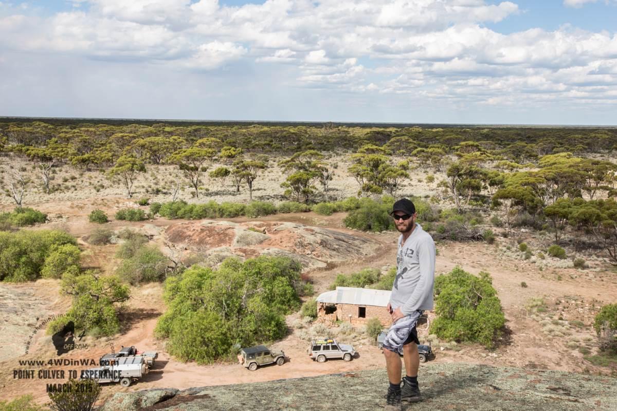 Abandoned homestead, Western Australia.