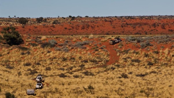 Canning Stock Route, Australia.