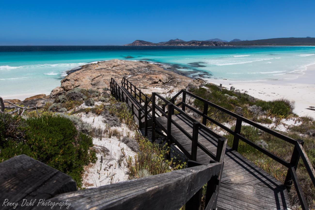 Lucky Bay, Esperance. Western Australia.