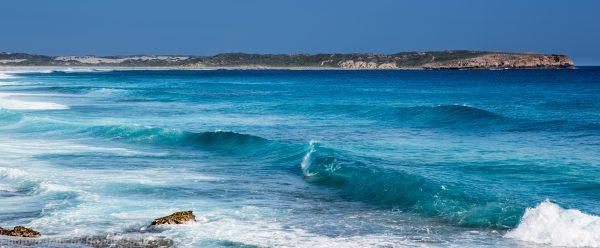 Crayfish Bay waves, Western Australia.