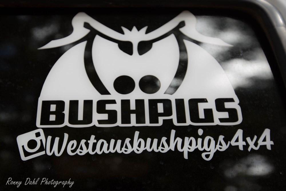 Bushpigs 4x4
