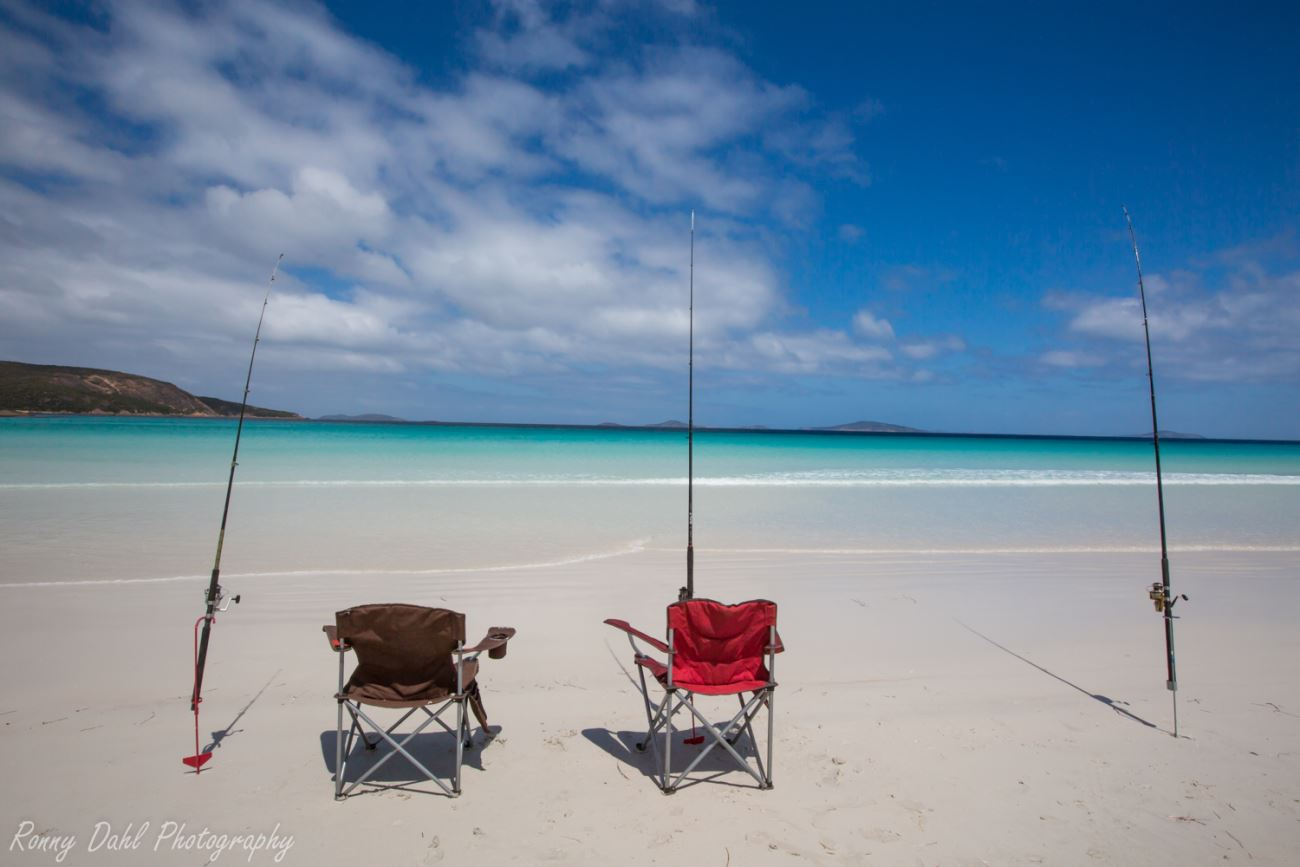 Esperance beach 4wd and fishing