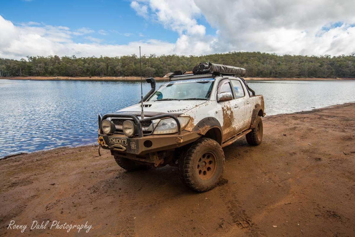 Toyota D4D Hilux.