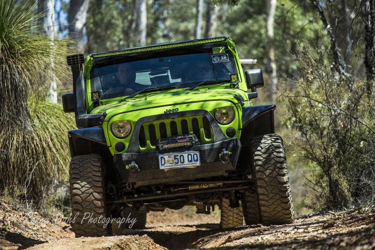 Kermit the Jeep.