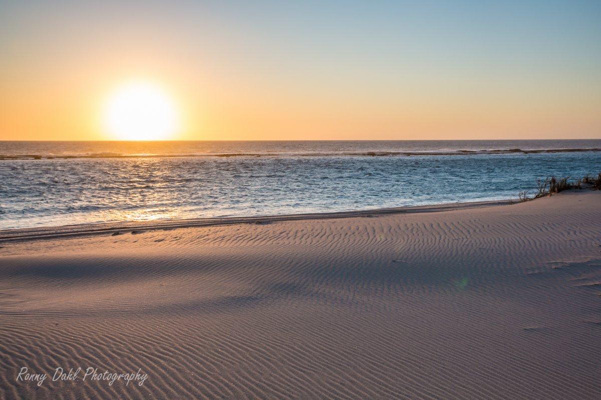 Lucky Bay beach, Western Australia.