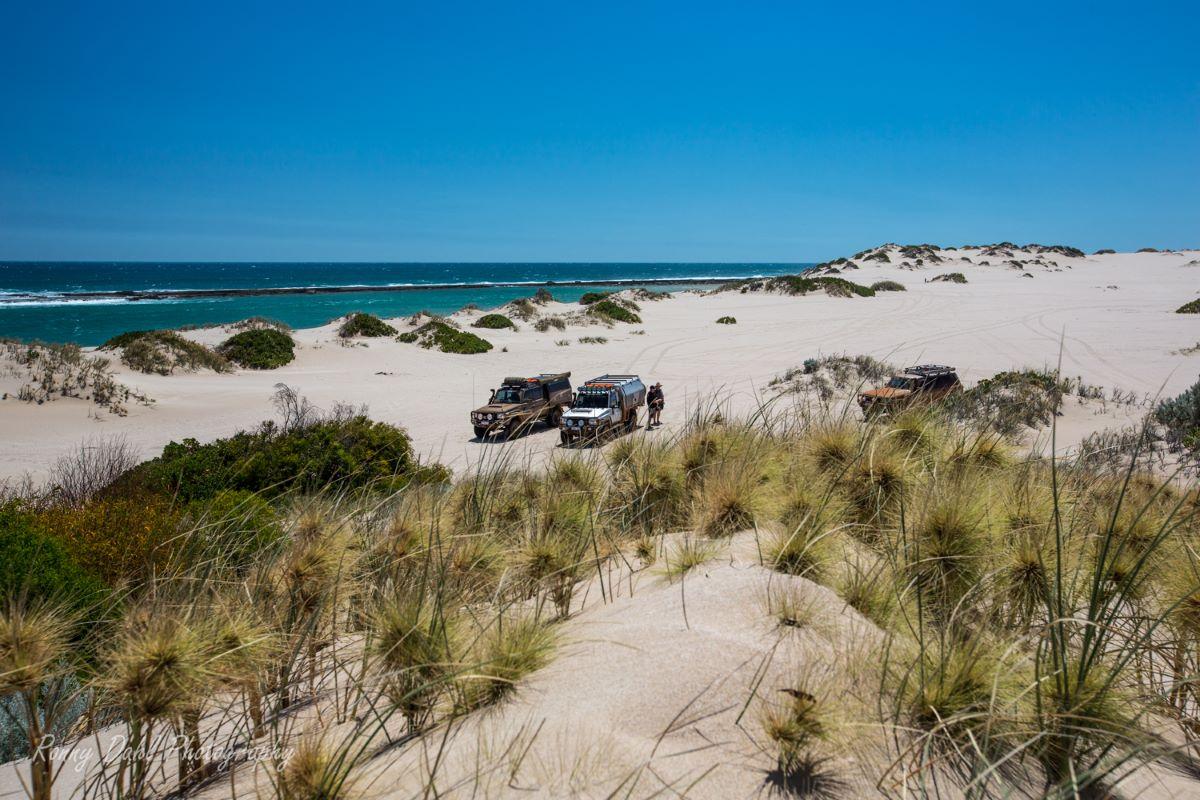 Lucky Bay, Western Australia.