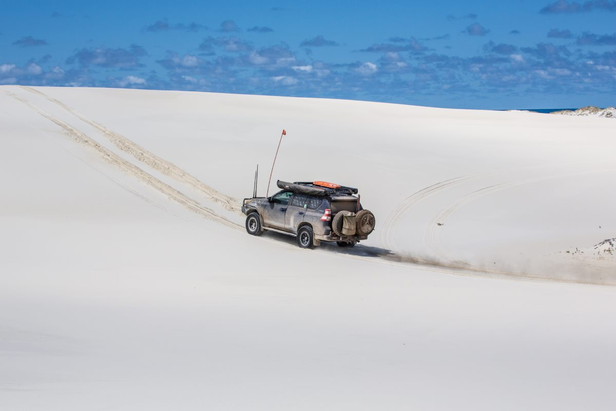 Toyota Land Cruiser Prado 150, Modified.