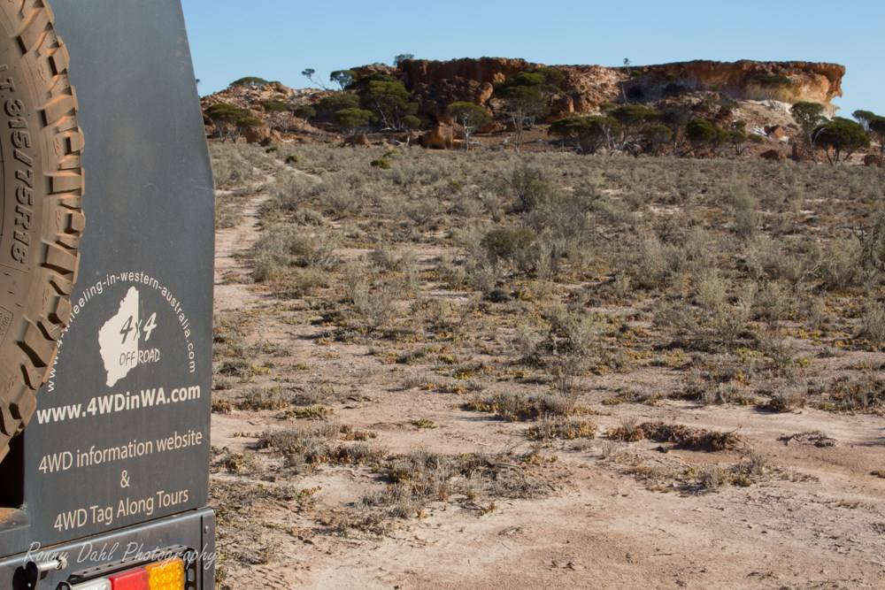 Western Australia Outback.