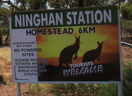 Ninghan Stationsign1