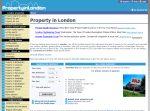 Properties in London.