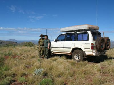 The Top of Western Australia ~ Mount MeHarry