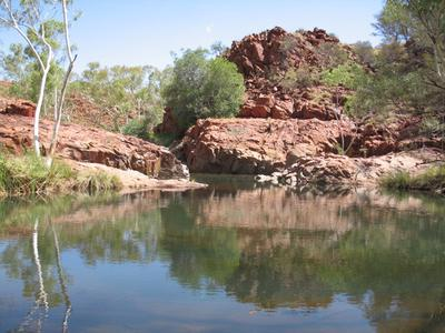 Thunder Gorge and Pool ~ Newman