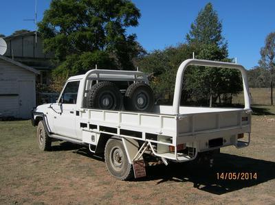 Toyota Landcruiser 79 Series Workmate