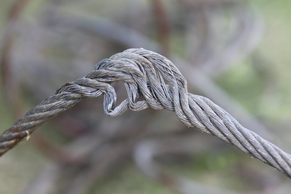 Winch Cable.